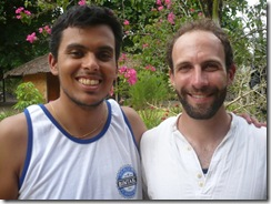 Felipe and Scott