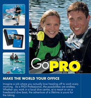the new padi divemaster course more practical in water training rh twofishdivers com Padi Logo Padi Scuba Diver